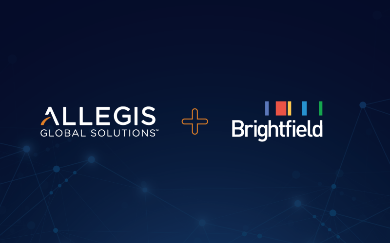 Allegis Global Solutions & Brightfield partnership
